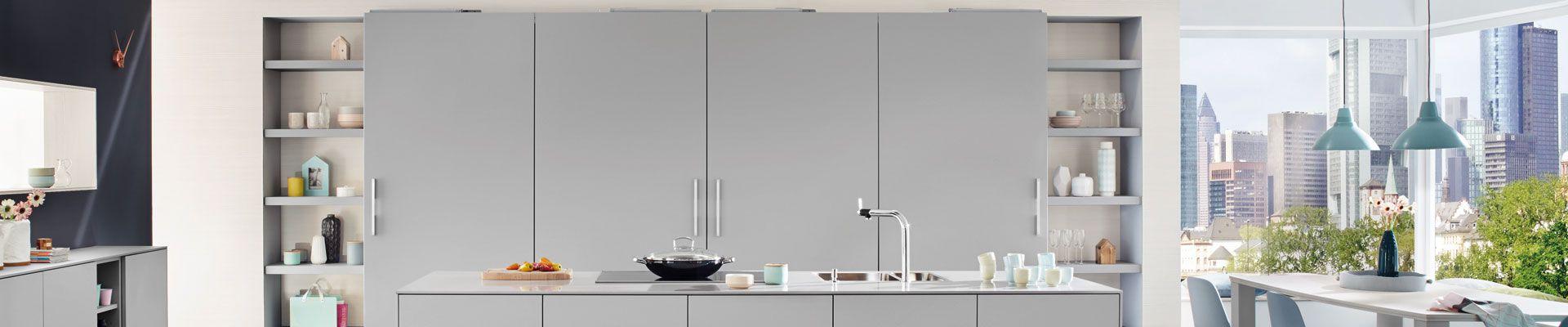 Smart Home - Küche + Herd Wagner Küche kaufen Küchenstudio Heilbronn